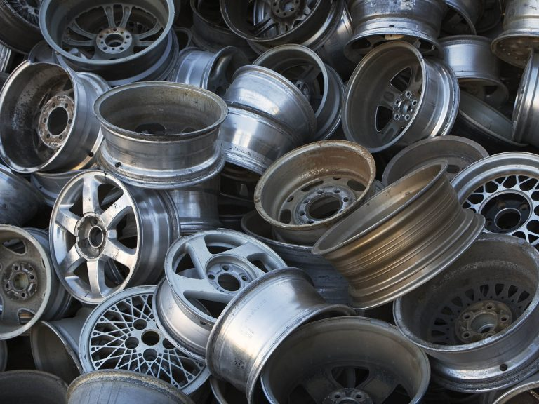 Pro-Green Scrap Metal Recycling - Aluminum and Steel Rims