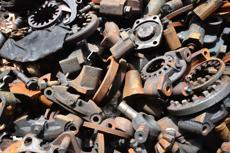 Pro-Green Scrap Metal Recycling, Rotors and Metal Car Parts