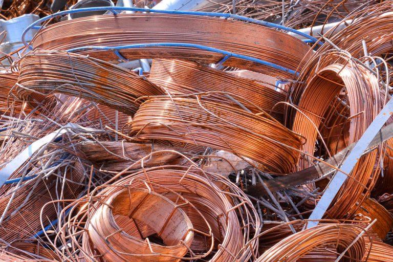 Pro-Green Scrap Metal Recycling, Copper Wire, Non-ferrous Metals
